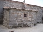 Exterior de la iglesia de Valbuena